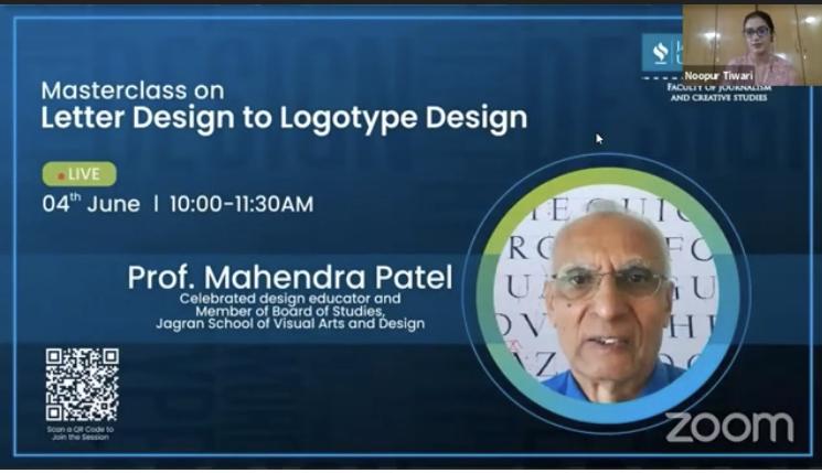 Masterclass on Letter Design to Logotype Design