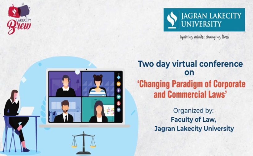 National conference on 'Changing Paradigm of Corporate and Commercial Laws'