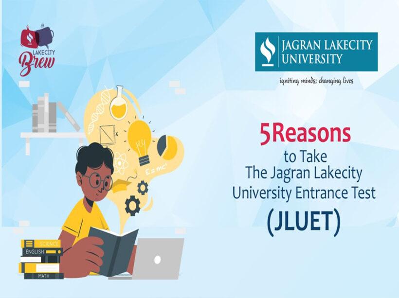 5 Reasons to Take the JLUET
